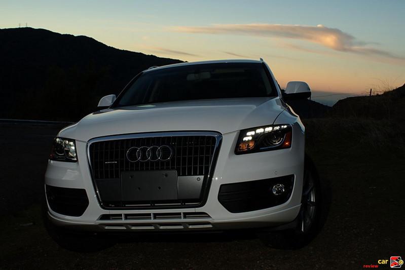 Audi xenon plus headlights