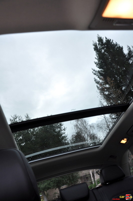 Panorama Double-panel Sunroof