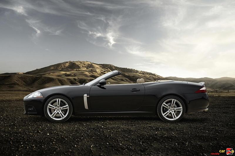 2011 Jaguar XKR Convertible