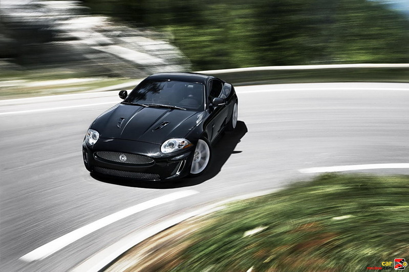 Jaguar XKR convertible 0-60 = 5.0 seconds