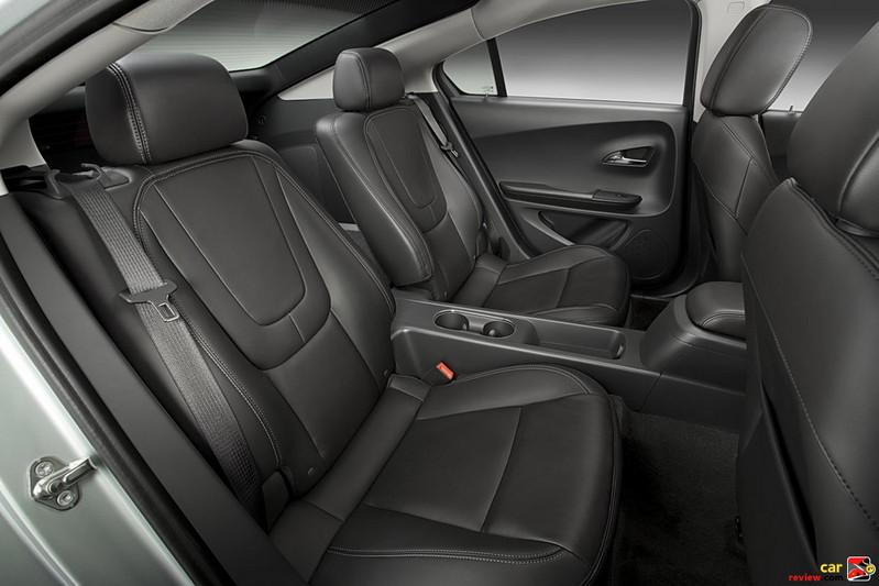 Chevrolet Volt Back Seats
