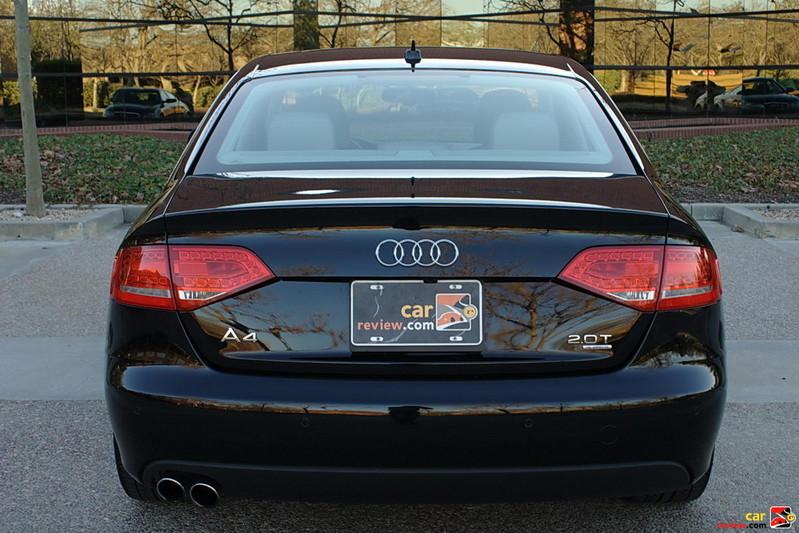 2011 Audi A4 2.0T
