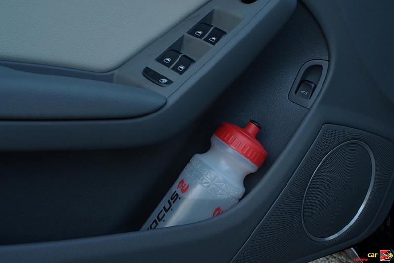 Audi A4 2.0T door panel