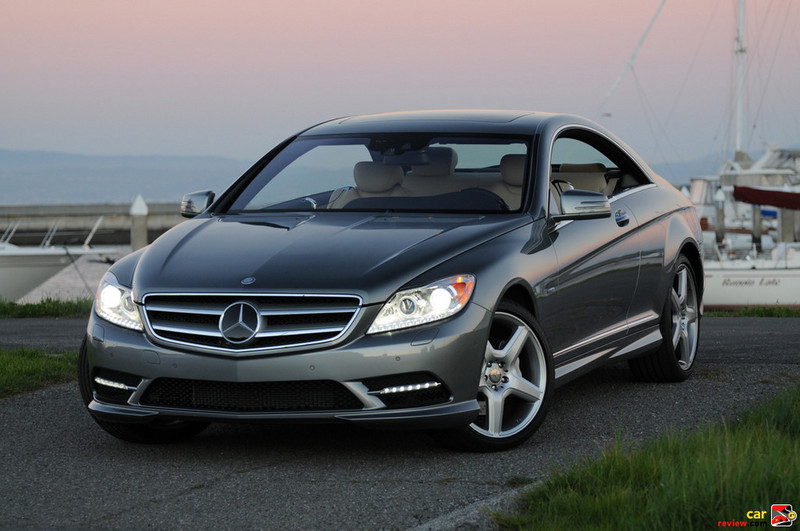2011 Mercedes Benz CL550