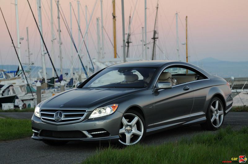 2011 Mercedes Benz CL550