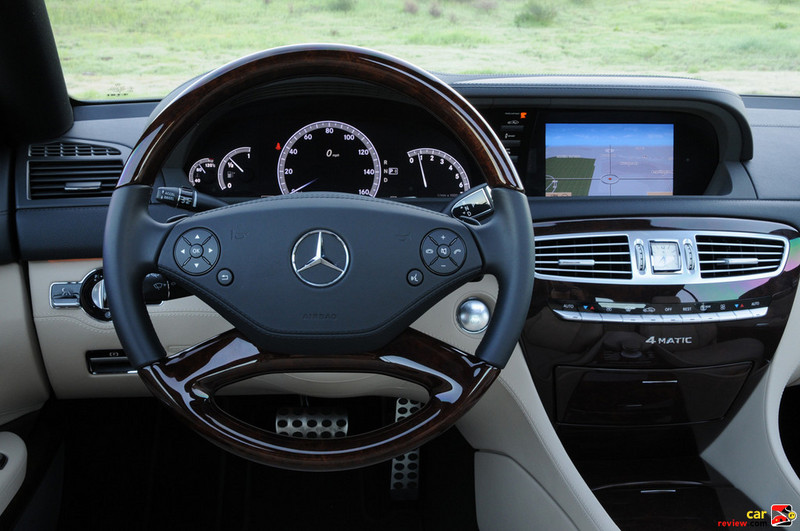 The smoothest, most comfortable steering wheel you'll ever lay hands on