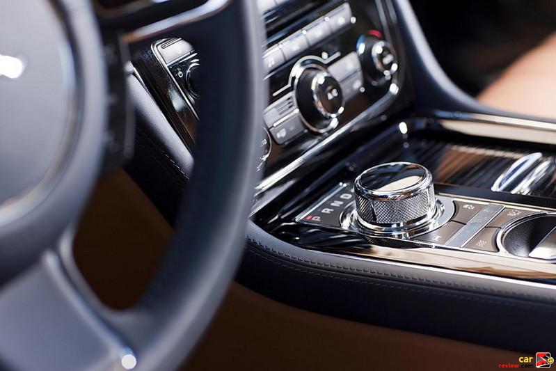 Jaguar Sequential Shift 6-sp Automatic Transmission