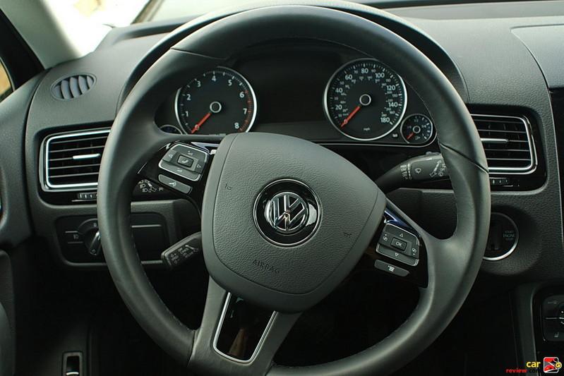 2011 Volkswagen Touareg VR6
