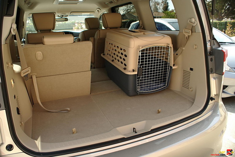 108.4 cubic feet of cargo space