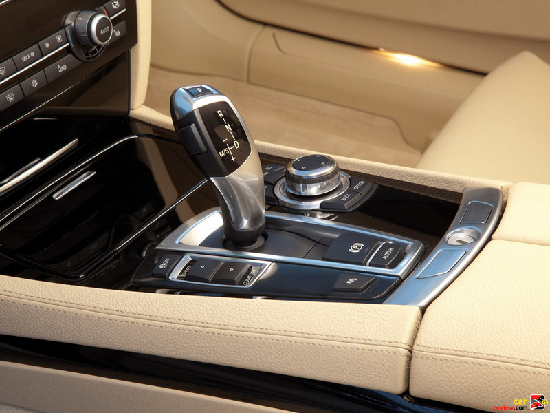 6-speed ALPINA SWITCH-TRONIC Automatic Transmission