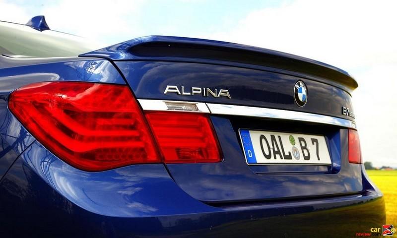 BMW B7 Alpina Aerokit