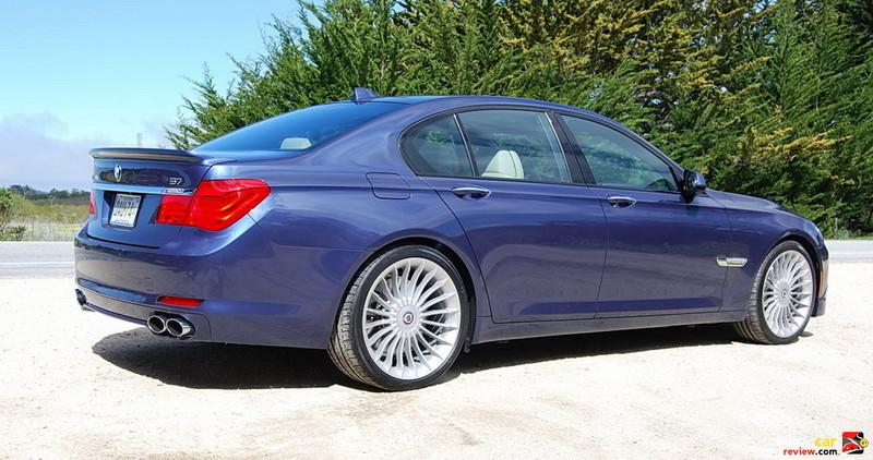 2011 BMW B7 Alpina SWB
