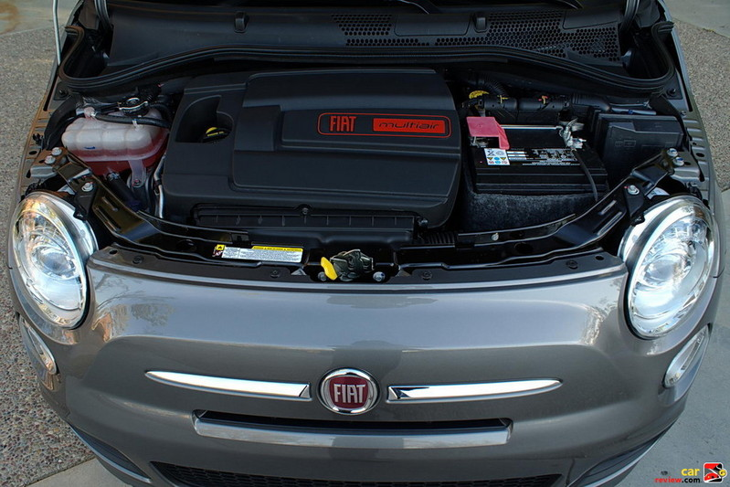 101hp, 1.4L MultiAir engine