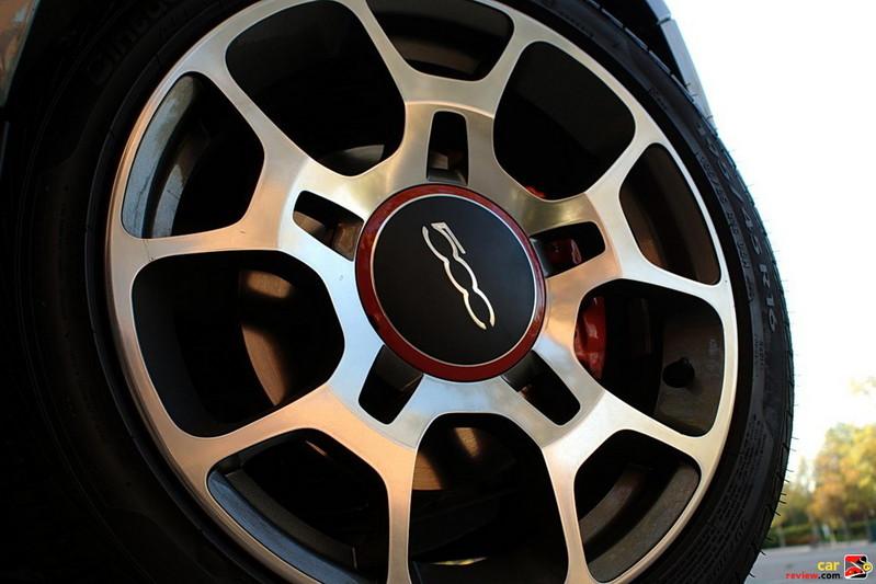 16x6.5 inch aluminum wheels