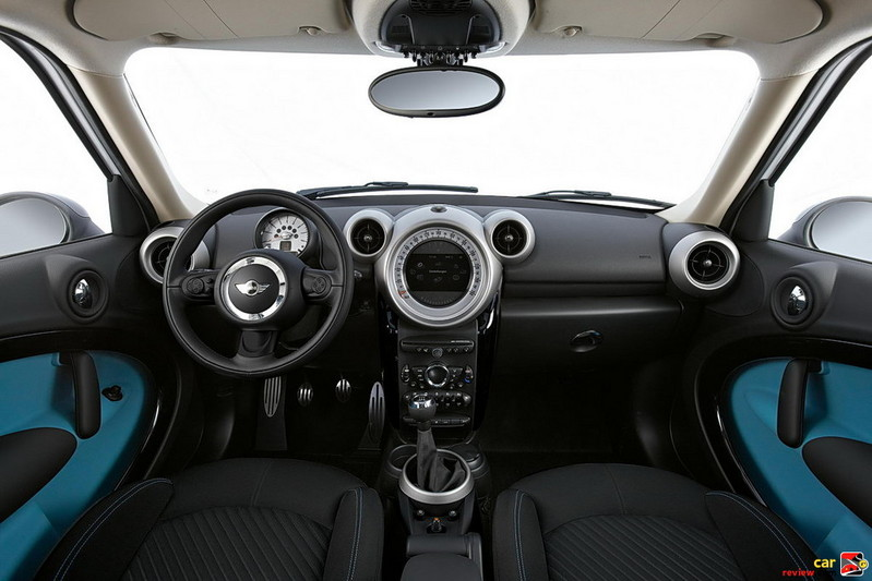 MINI Cooper S Countryman Interior